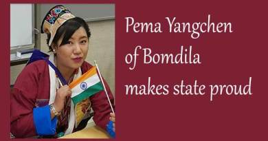 Arunachal: Pema Yangchen of Bomdila earns internship in UN'S FAO