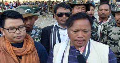 Arunachal: work for people and strengthen the party- Dominic Tadar