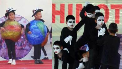 Itanagar:HIM international School observes 2nd Annual Day