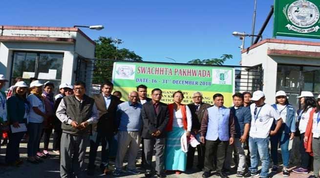 Arunachal: KVK East Siang observes Kisan Diwas
