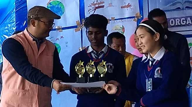 Arunachal:Two days Circle level literary competition concludes