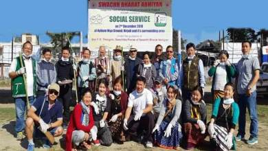 Photo of Arunachal: IFCSAP conducts social service