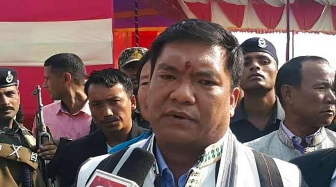 Arunachal PRC issue: final decision after JHPC report-Pema Khandu