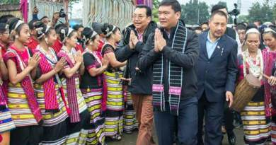 Creation of the SSB is a historic decision of state govt- Pema Khandu