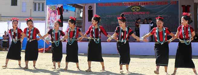Itanagar:  Podi- Barbi celebrated with traditional gaiety