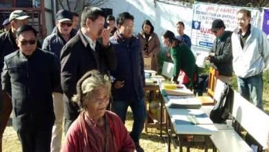 Photo of Arunachal: Sarkar Aapke Dwar held at Hoongla Village of Tawang dist