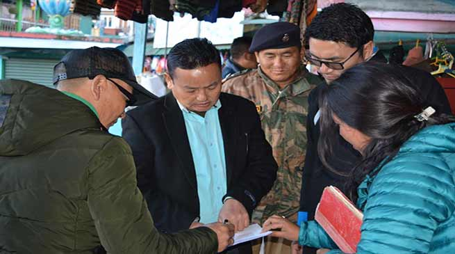 Arunachal: 10 hotels and restaurants running without trading license in Tawang
