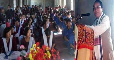 Itanagar: Kameng Ringu appeals to state govt to constitute a Disabled commission