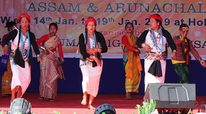 Arunachal: 2nd inter state cultural exchange festival begins