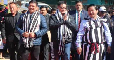 Arunachal: I always tried for development of my constituency and state- Kiren Rijiju