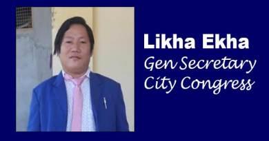Likha Ekha , New GS of City Congress