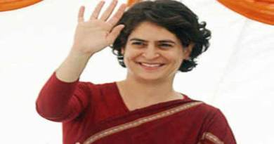 Priyanka Gandhi to join active politic