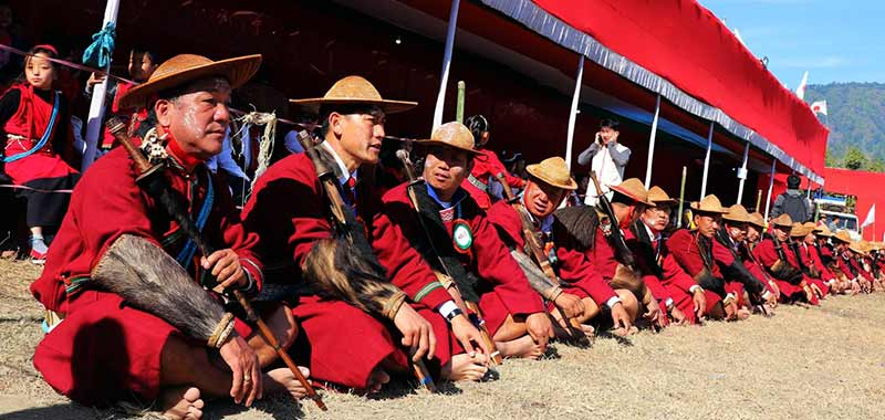 Arunachal: Si-Donyi festival celebrated with traditional fervour and gaiety