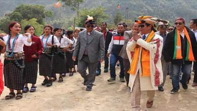 Photo of Arunachal: Creation of Sagalee dist will be top of my agenda-Tarh Hari