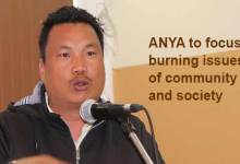 ANYA to focus burning issues of community and society-Byabang Joram