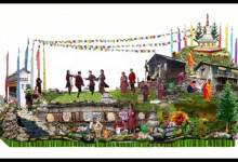 Arunachal Pradesh Tableau selected for R-Day Parade