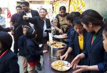 Photo of Itanagar: 'charity food festival' held at St. Thomas Residential School