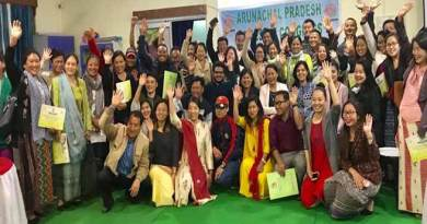 Arunachal Pradesh Homestay Congress,1st of its kind in India
