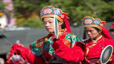 Photo of Arunachal: Khandu attends Losar Festival