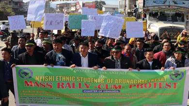 Photo of Itanagar: NESA threaten rigorous movement against PRC issue