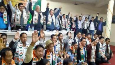Arunachal: Two NPP MLA and two former Minister join Congress