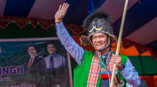 Arunachal: Khandu announces Tough Location Allowances for Govt Employees.