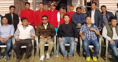Arunachal: DC directs GB to restrain from election campaigning