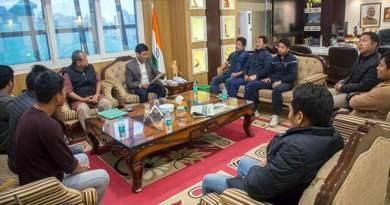 Arunachal: Khandu seeks cooperation of everyone to bring peace in the state capital