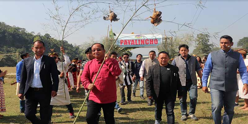 Arunachal: Pre-Nyokum festival celebrated at Himalayan university