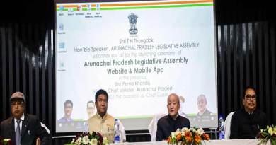 Itanagar: Khandu launches eVidhan project for ALA