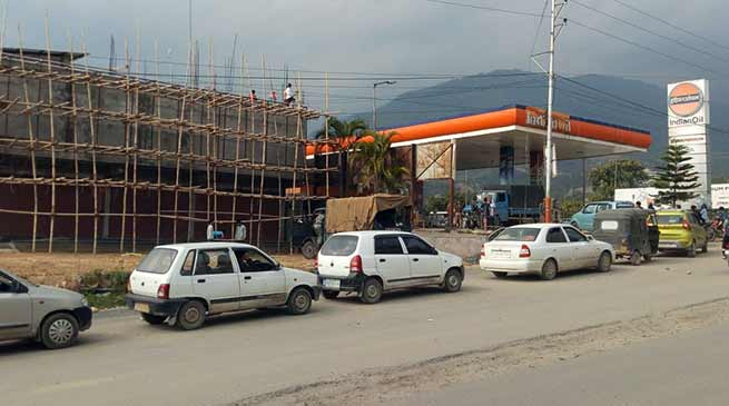 Arunachal:Normalcy returning in twin city capital city