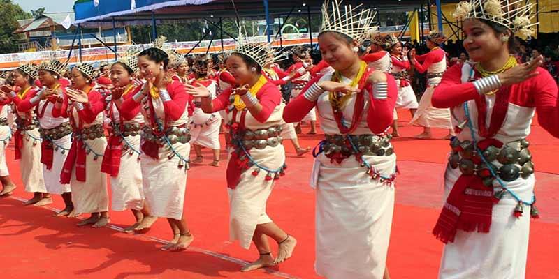 "Arunachal:Nyishi community celebrates ""Nyokum Yullo"""