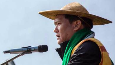 Photo of Arunachal Rising campaign reaches Aalo
