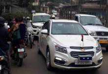 Photo of Itanagar: Massive traffic jam experienced, commuters faced untold suffering