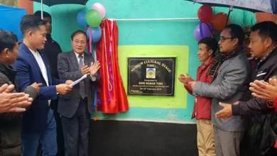 Photo of Arunchal:Tuki inaugurates several project in Sagalee and Toru