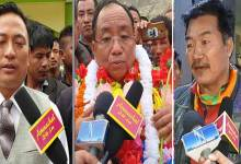 Photo of Itanagar:  Kaso, Babu and Achung assured to work for public services if elected