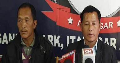 Arunachal: After Risso now Biki's family rejects Govt compensation