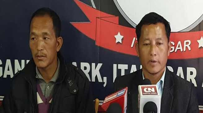 Arunachal: After Risso now Biki's family rejects Govt compensation