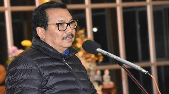 Arunachal: Dy CM Chowna Mein to contest from Chongkham
