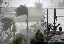 Itanagar:  Cyclone hit capital complex, power supply disrupted