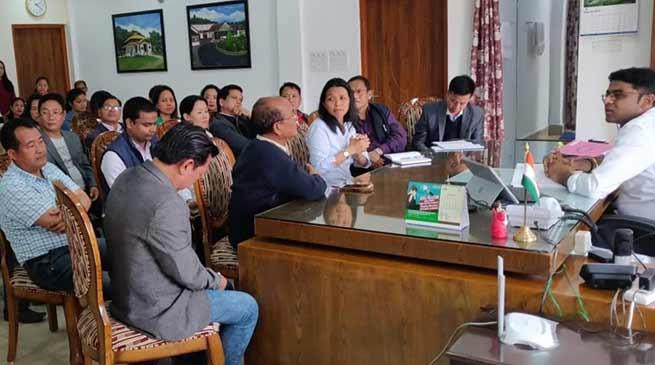 Itanagar: Himanshu Gupta, New DC Of Capital Complex