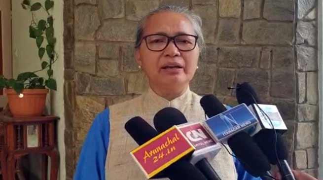Arunachal: Jarjum Ete joins JDS, to Contest for Arunachal West LS Seat