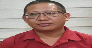 Monk and ant-dam activist to Fight Against Arunachal CM
