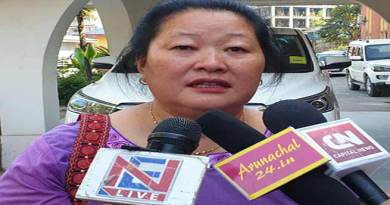 JD (U) candidate Toko Yaram filed complaint against her rejection of candidature with ECI and CEO