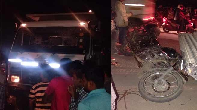 Itanagar: One person dies in a road accident