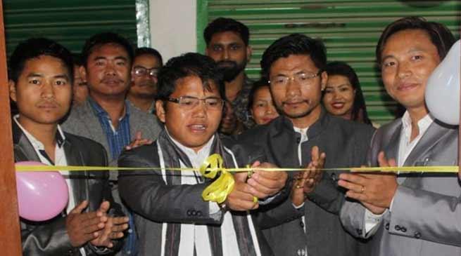 Itanagar:Janata Dal (United) state office inaugurated