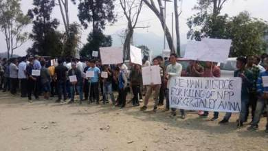 Photo of Arunachal: NPP Condemn the killing of its supporter in Khonsa