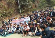 Arunachal: Oppositions stages dharna demanding CM's resignation