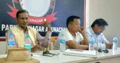 Itanagar: Manhandling of journalists condemned