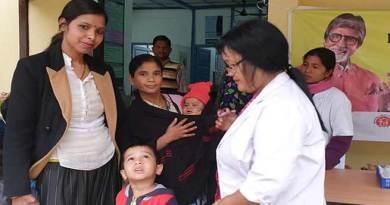 Puls Polio drive day-1: 77801 children vaccinated in Arunachal Pradesh